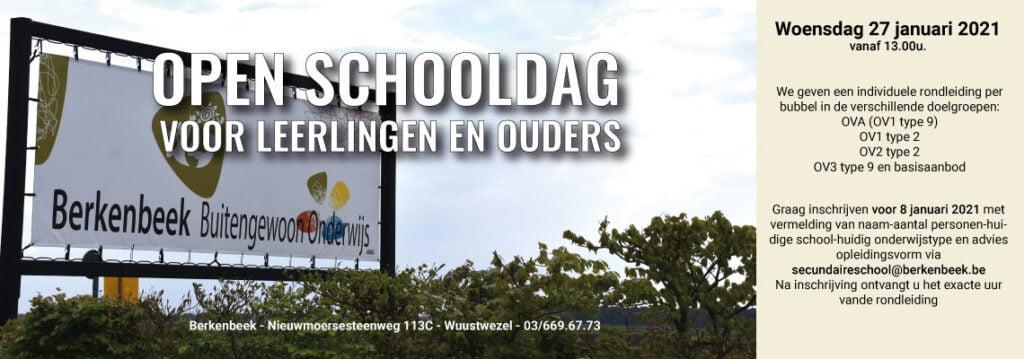 Open Schooldag